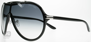 Tom Ford Ace Svart Gradient 01B