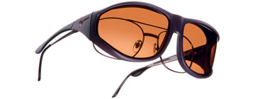 Vistana Sunglasses WS206C XL Soft Touch Violett WS206C Polariserade XL