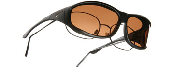 Vistana Sunglasses WS402C M Soft Touch Svart WS402C Polariserade M