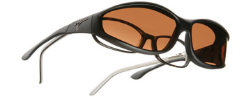 Vistana Sunglasses WS602C S Soft Touch Svart WS602C Polariserade S
