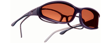 Vistana Sunglasses Ws606c Soft Touch Violett WS606C Polariserade S