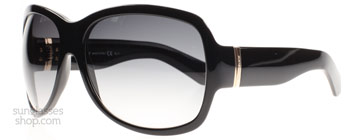 Yves Saint Laurent 6327 Svart 807