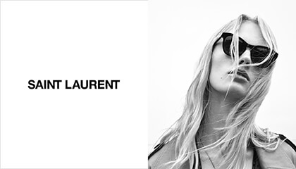Saint Laurent Sunglasses online at Sunglasses Shop