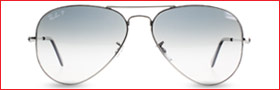 Ray-Ban Aviators Ray-Ban Designer Sunglasses from Sunglasses Shop