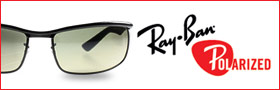 Ray-Ban Polarised Sunglasses from Sunglasses Shop