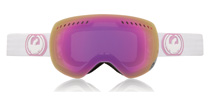 Dragon Goggles APXS White and Pink 133