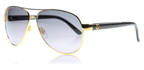 Gucci 4239S Black and Gold DY0