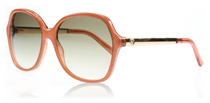 Gucci 3676S Print Orange 4WSPN