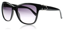 Gucci 3680S Shiny Black D28EU