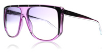 Gucci 3705s Violet Black Crystal 9W2