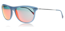 Prada Sport 01Ps Red Feather Blue JAP6Y1