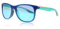 Prada Sport 03Os Blue and Green OAI1M2