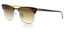Ray-Ban 3016 Top Dark Havana on Orange 112685