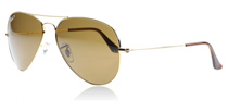 Ray-Ban 3025 Aviator 3025 Aviator Arista 001/57 Polarised Small 55mm