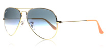 Ray-Ban 3025 Aviator 3025 Aviator Gold 001/3F