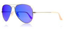 Ray-Ban 3025 Aviator 3025 Demiglos Brushed Bronze 167/68
