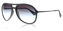 Ray-Ban 4201 Alex Rubber Black 622/8G