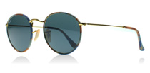 Ray-Ban 3447JM Camouflage Brown Blue 170/R5