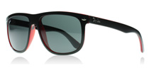 Ray-Ban 4147 4147 Black Red 617187