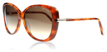 Tom Ford Linda Tortoise 56F
