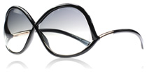 Tom Ford Ivanna Black 01B