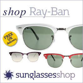 Ray-Ban Designer Sunglasses at Sunglasses Shop