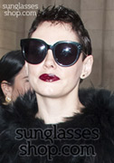 Rose McGowan Sunglasses