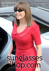 Carol Vorderman Sunglasses