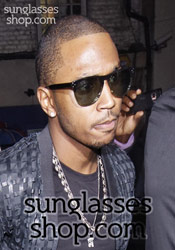 Trey Songz Sunglasses