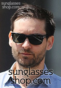 Tobey Maguire Sunglasses