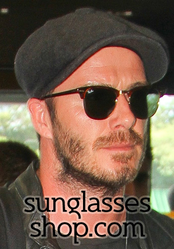 6f4d96a8f1041 David Beckham Ray Ban Clubmaster Images « Heritage Malta