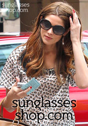 Ashley Greene Sunglasses