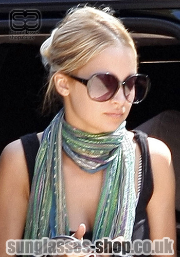 nicole richie chanel sunglasses. Nicole Richie Newsletter