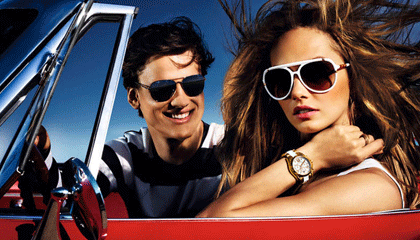 Michael Kors Sunglasses at Sunglasses Shop