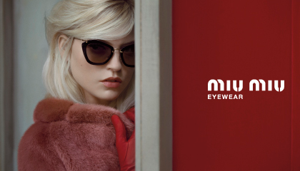 Miu-Miu Sunglasses at Sunglasses Shop