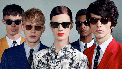 Paul Smith Sunglasses at Sunglasses Shop