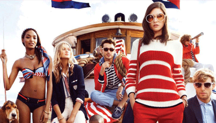 Tommy Hilfiger Sunglasses at Sunglasses Shop