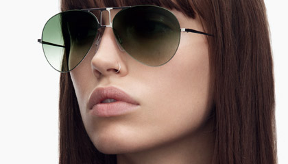 Victoria Beckham Sunglasses at Sunglasses Shop