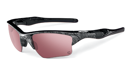 Buy Oakley Half Jacket from the Oakley designer sunglasses collection at Sunglasses Shop.