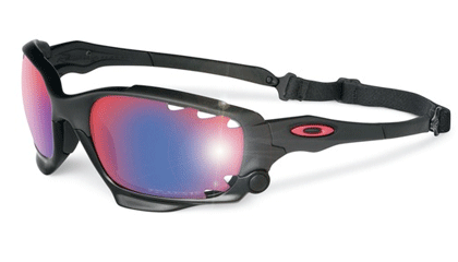 Buy Oakley Racing Jacket from the Oakley designer sunglasses collection at Sunglasses Shop.