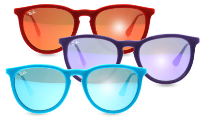 Ray-Ban 4171 Erika Sunglasses at Sunglasses Shop