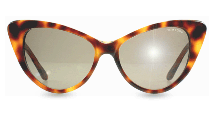 Tom Ford Nikita Sunglasses at Sunglasses Shop