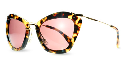 Miu Miu 10ns Sunglasses from Sunglasses Shop