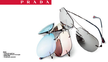 Prada Sport Sunglasses at Sunglasses Shop