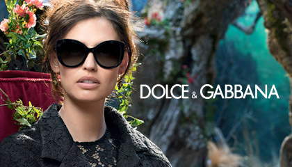 Dolce and Gabbana Sunglasses at Sunglasses Shop
