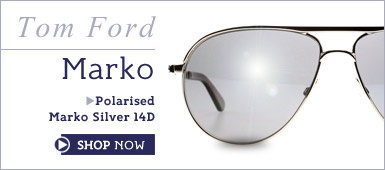 Tom Ford Marko Polarised Sunglasses at Sunglasses Shop