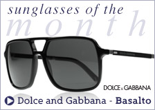 Dolce and Gabbana Basalto Collection - Sunglasses of the Month February 2015
