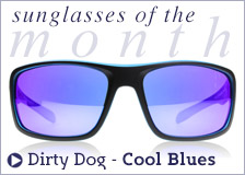Dirty Dog Cool Blues Sunglasses - Sunglasses of the Month August 2015