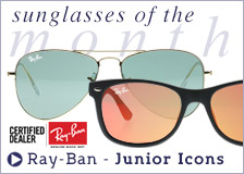 Ray-Ban Junior Sunglasses Collection - Sunglasses of the Month August